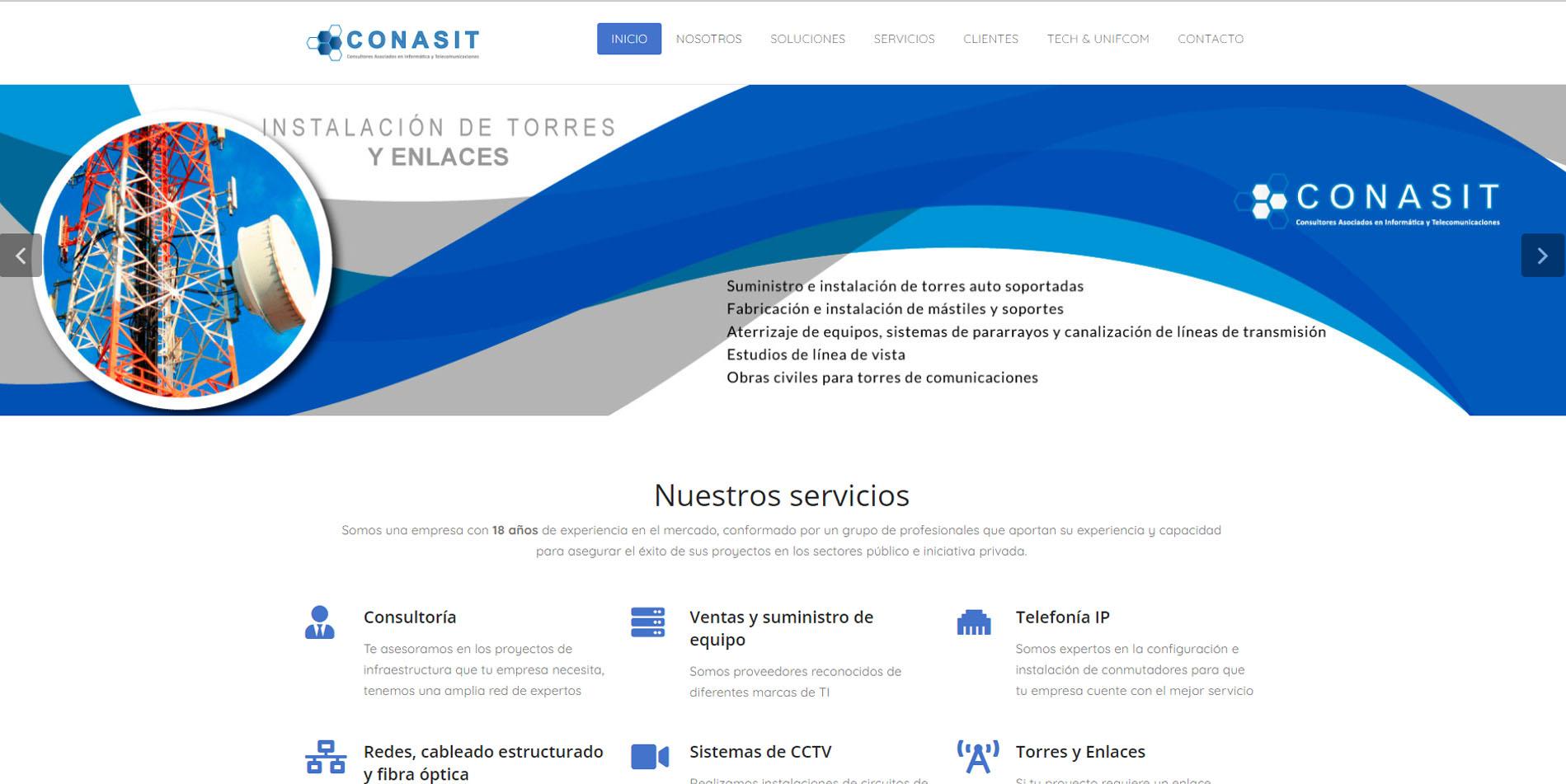Páginas web en Ciudad de México | 2019