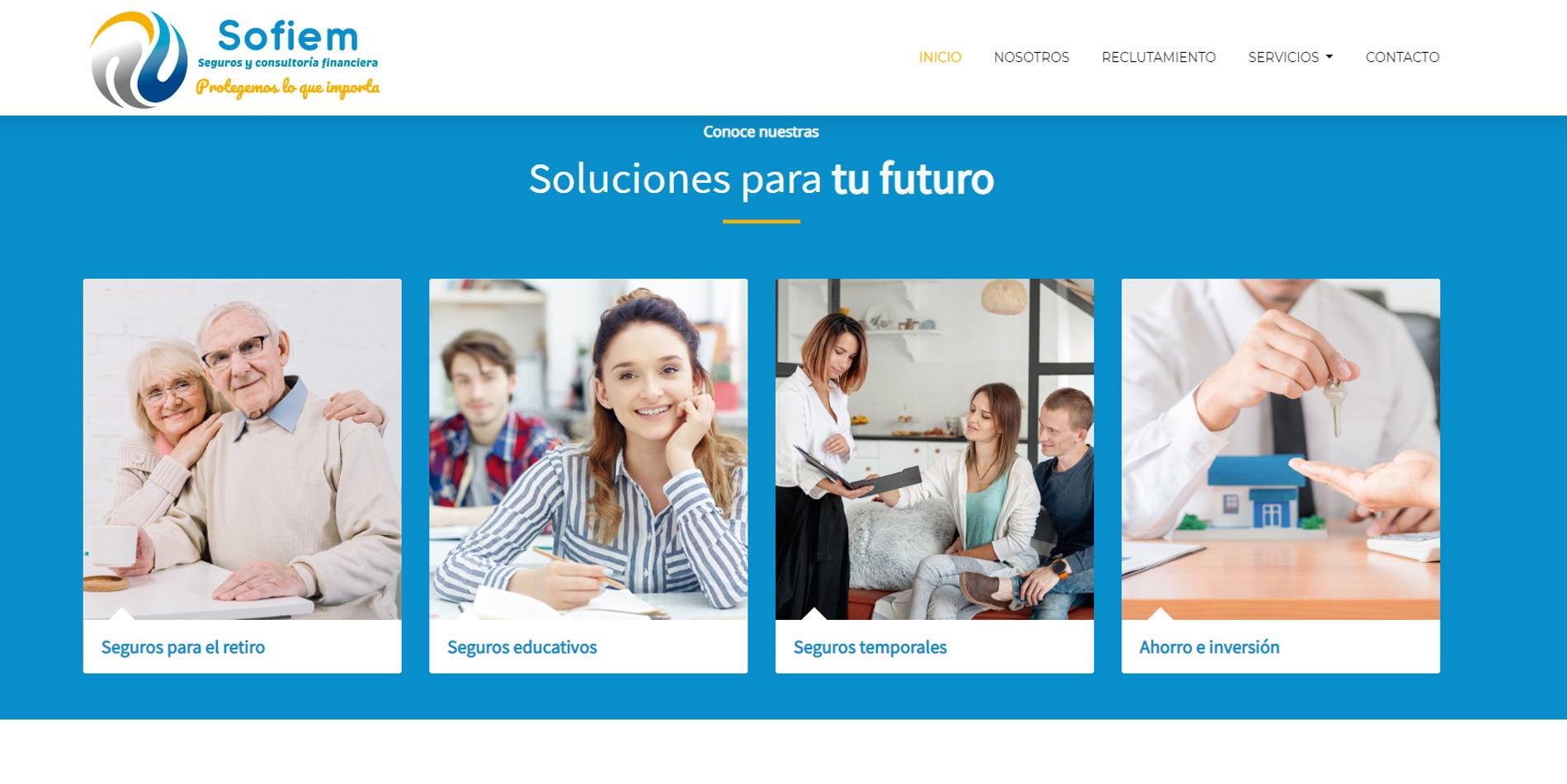 Páginas web en CDMX 2019