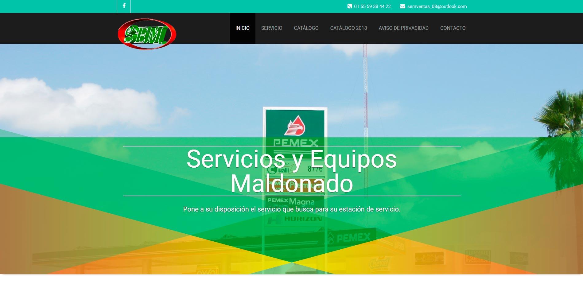 Páginas web en Estado de México | 2017