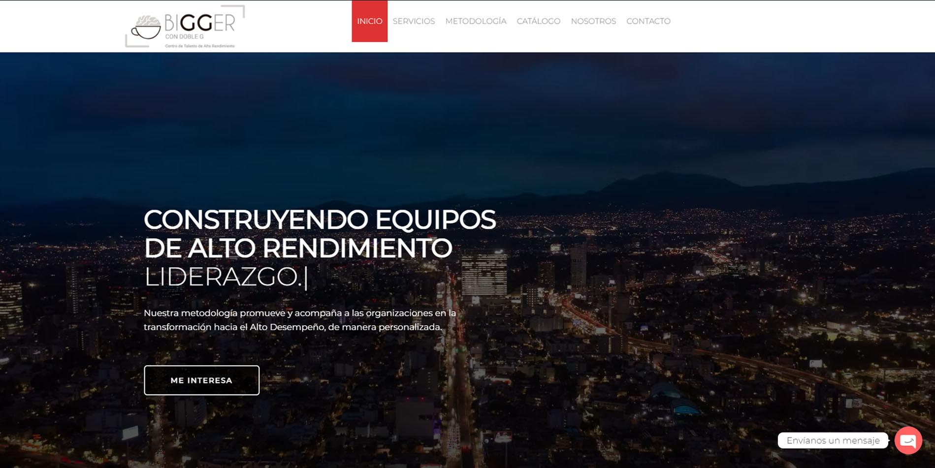 Páginas web en Monterrey, N.L. 2021