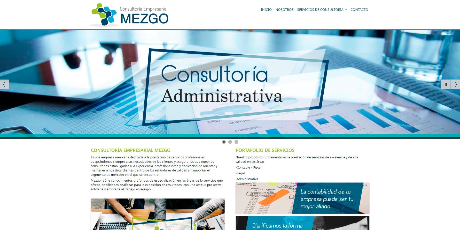 Páginas web en CIUDAD DE MÉXICO | 2018