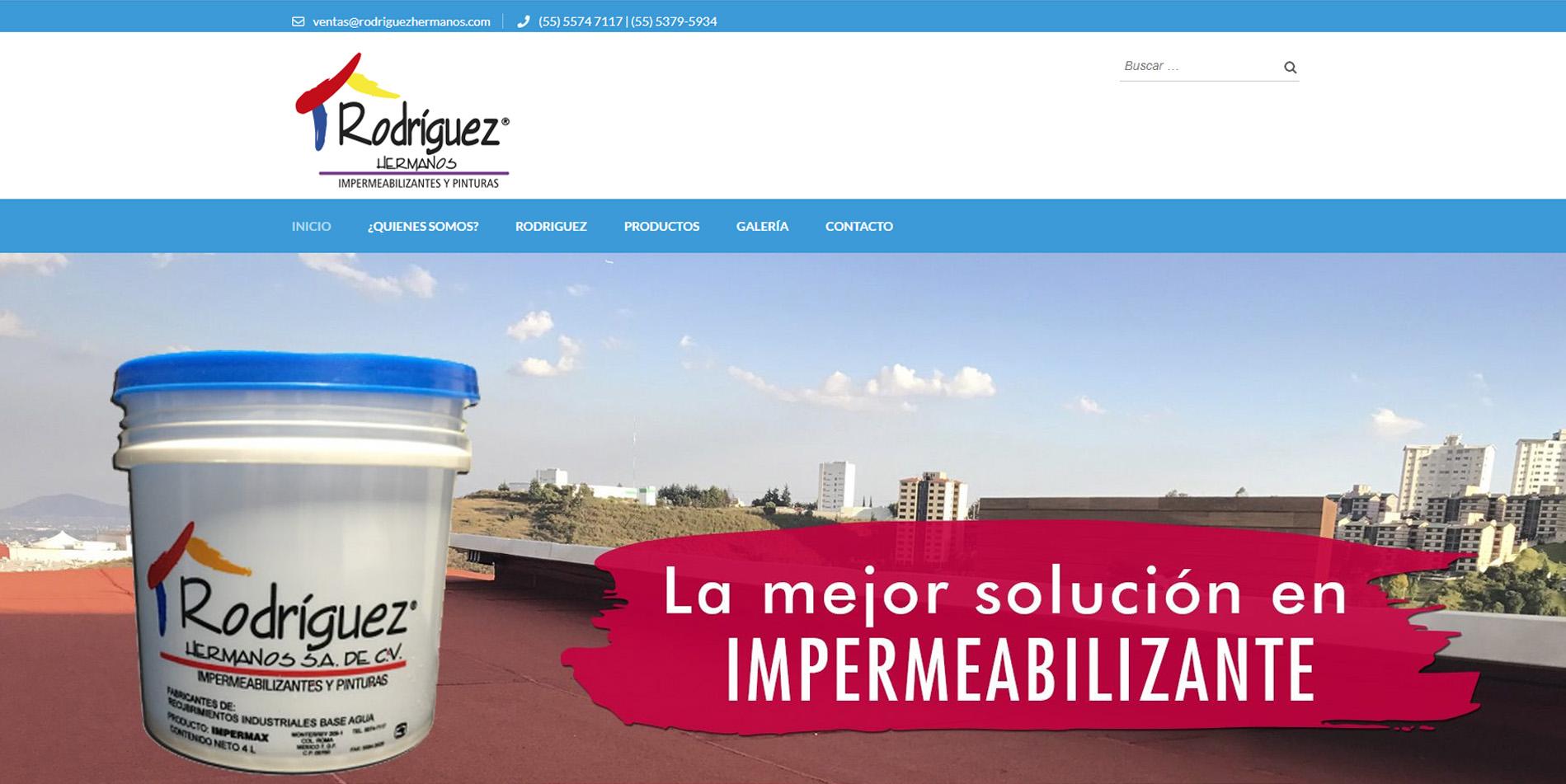 Páginas web en CIUDAD DE MÉXICO | 2017
