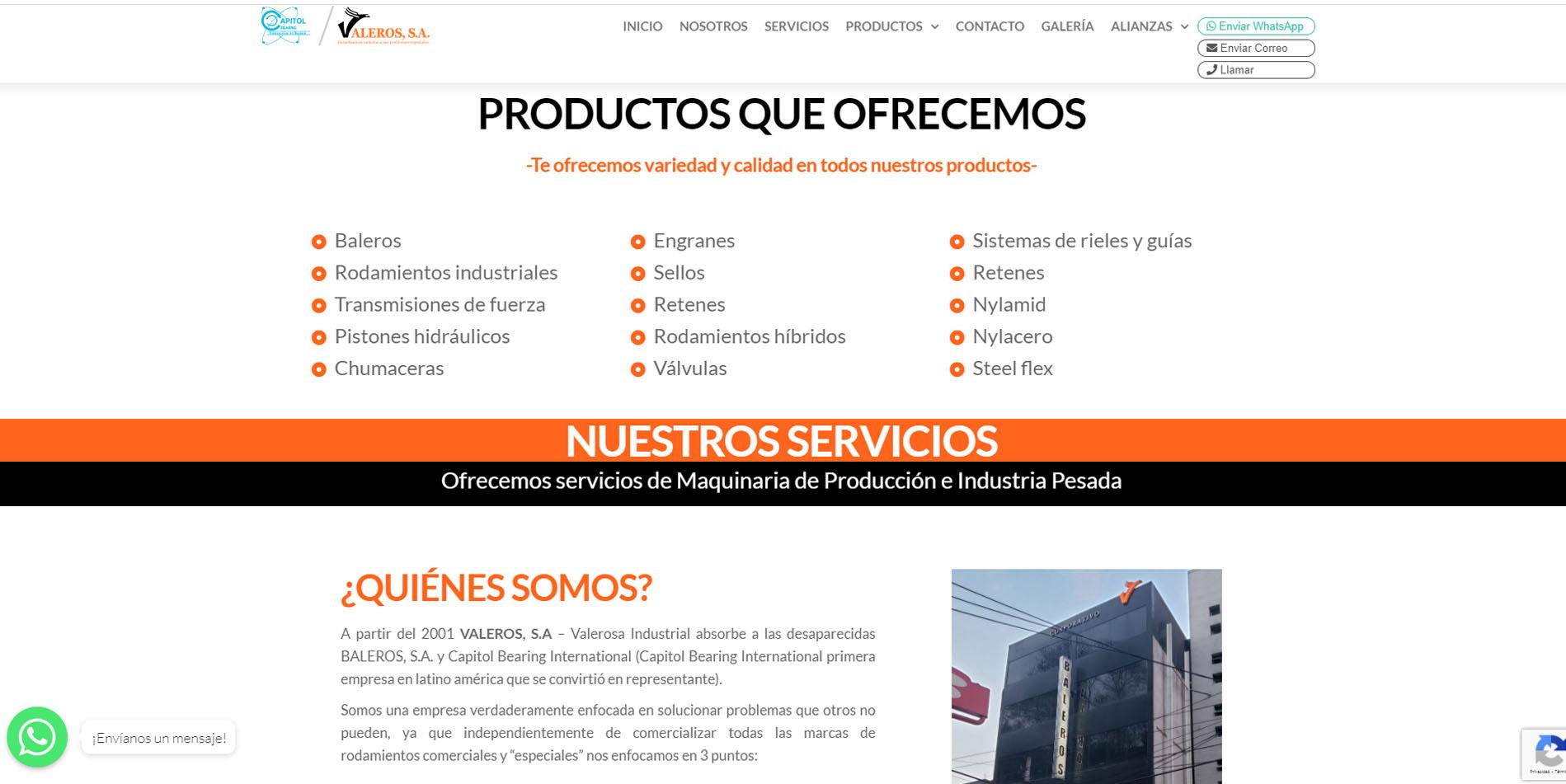 Páginas web en Ciudad de México | 2020