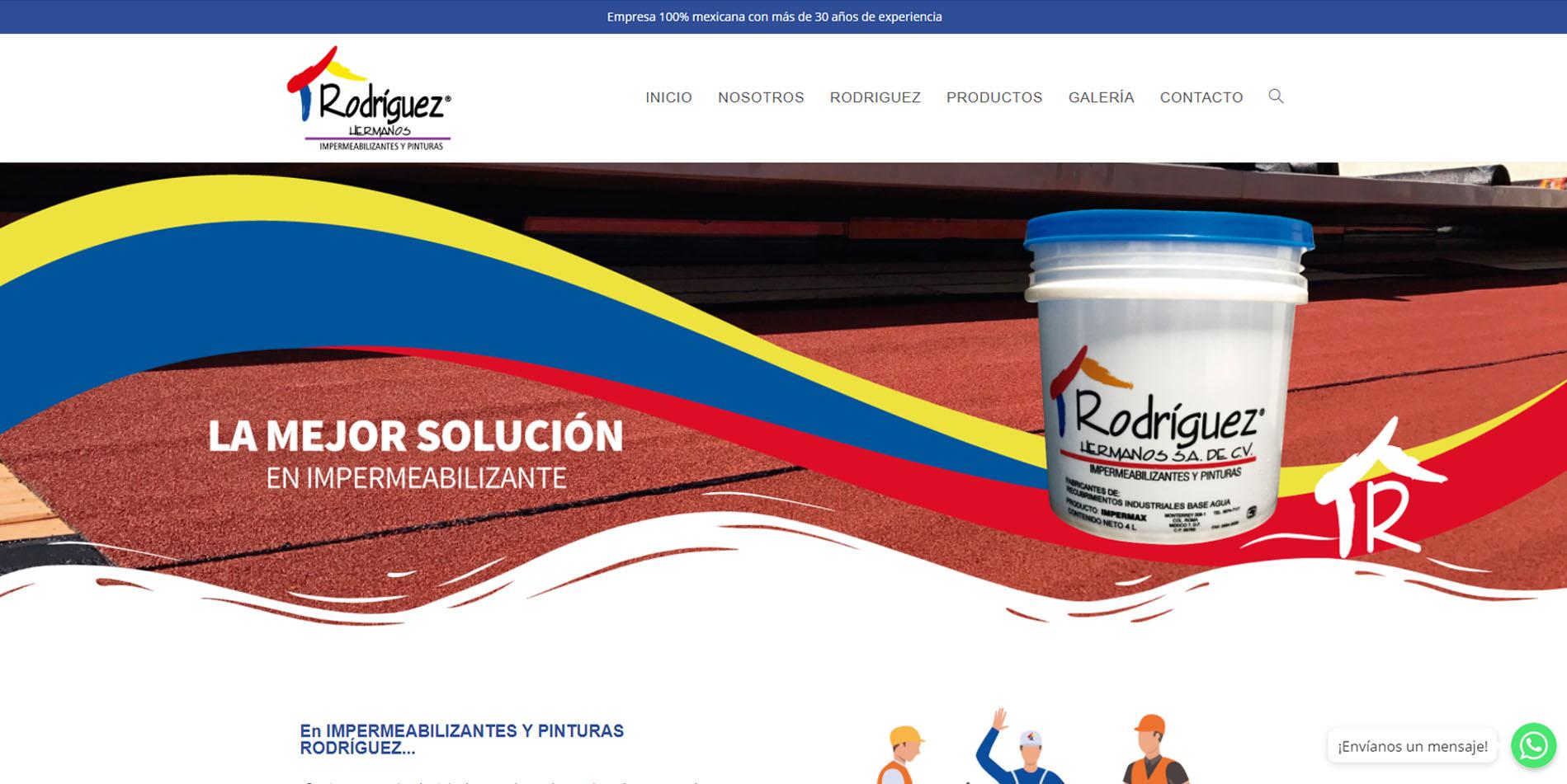 Páginas web en Estado de México 2018